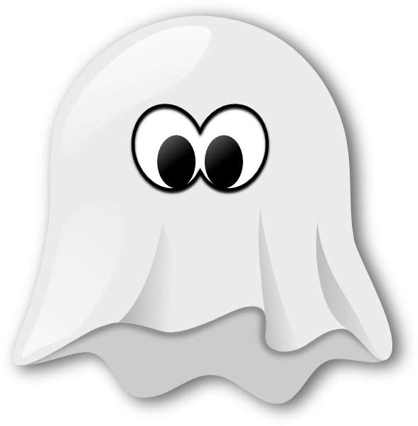 Clip art at clker. Ghost clipart vector