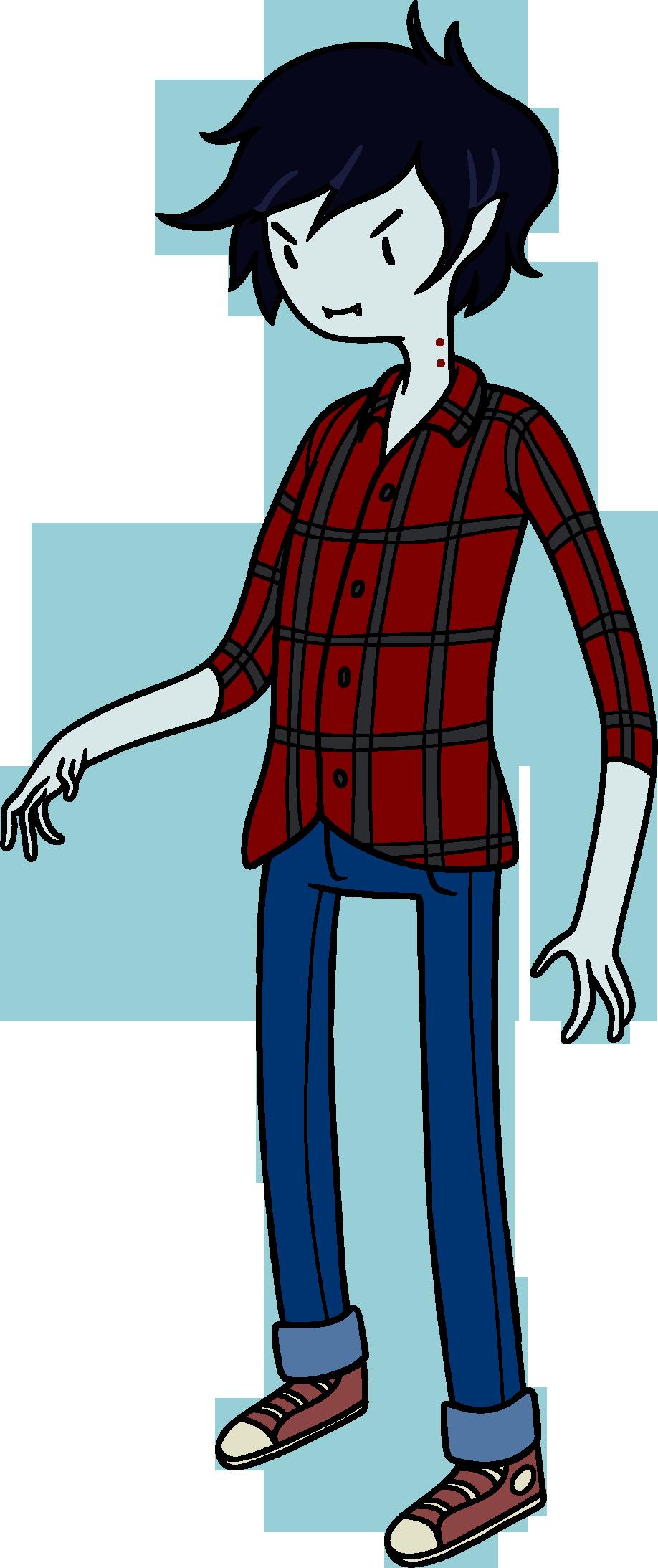 Marshall lee adventure time. Vampire clipart vampire boy