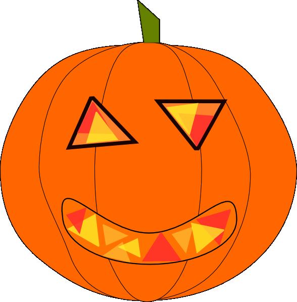 Halloween ghost border panda. Pumpkin clipart sign