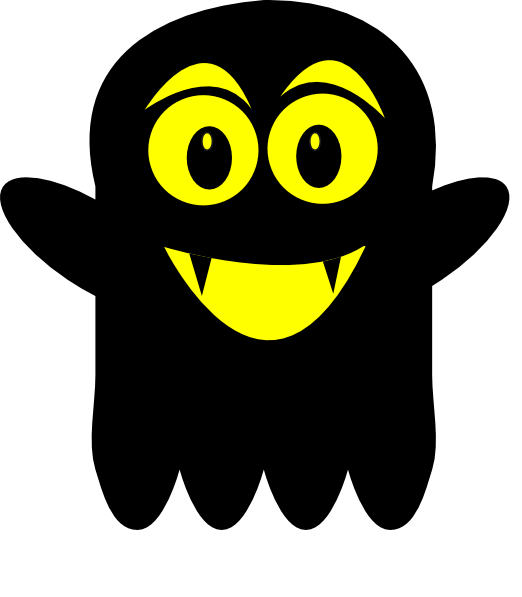 Eyes clipart ghost. Casper clip art transprent