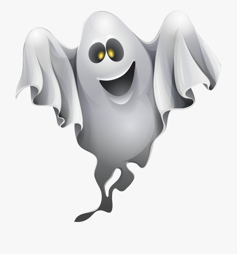 Clipart ghost clipart clear background. Transparent free cliparts