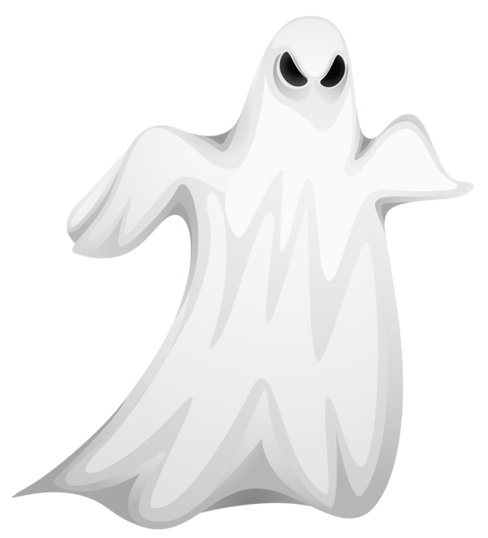 Clipart ghost fake. Halloween creepy png im