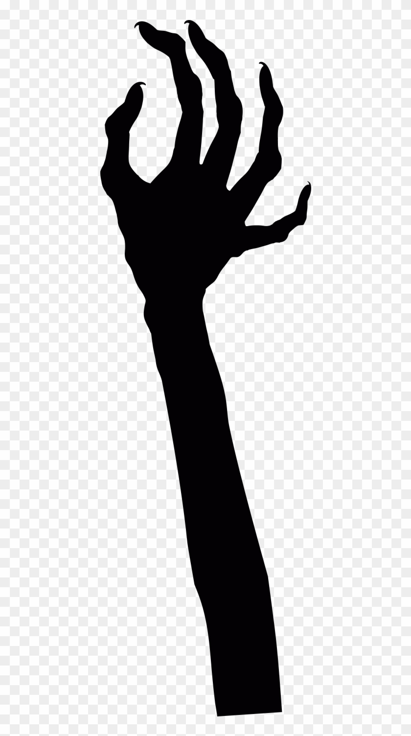 Devil claw png free. Clipart ghost hand