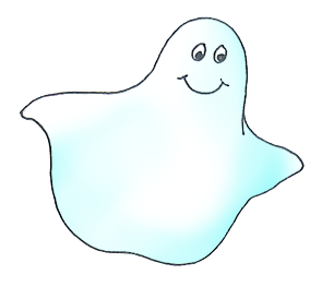 Ghost clipart jpeg. Happy halloween