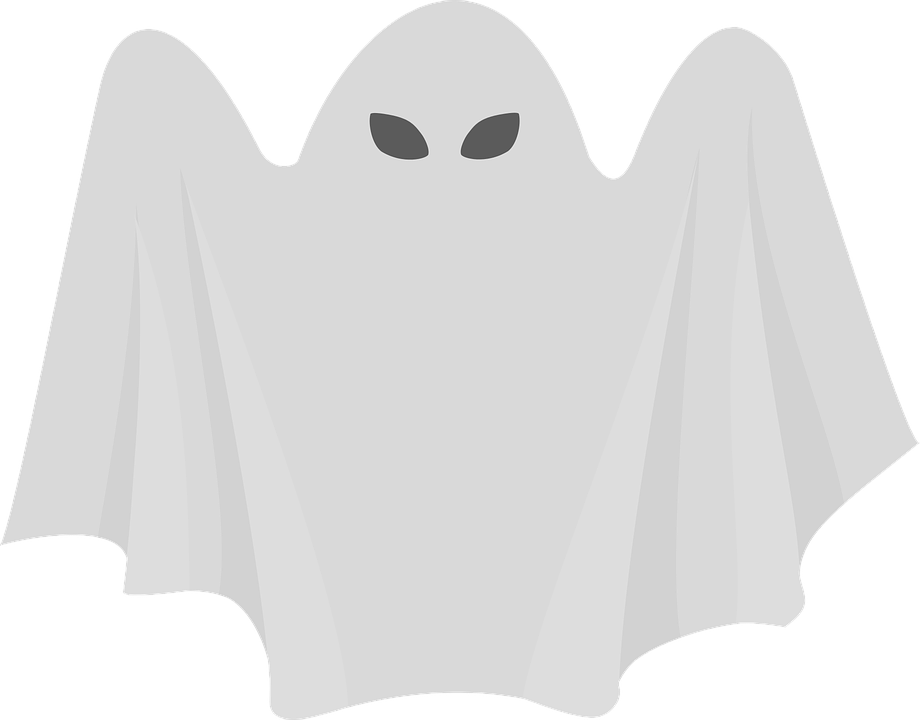 Page. Clipart ghost mad