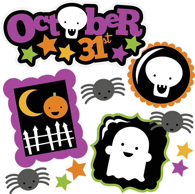 St svg halloween file. Clipart ghost october