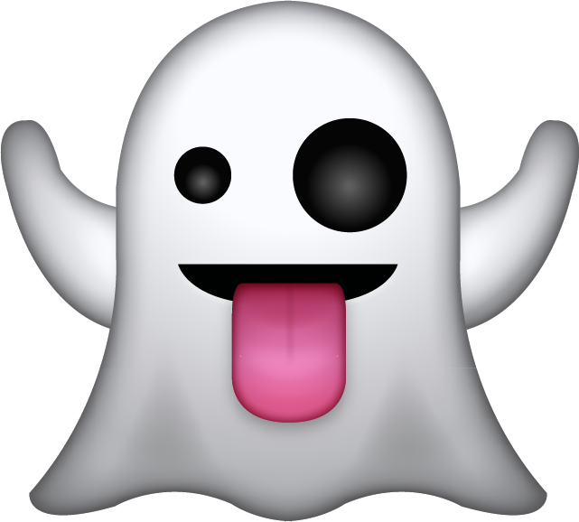 Ghost clipart emoji. Png image purepng free