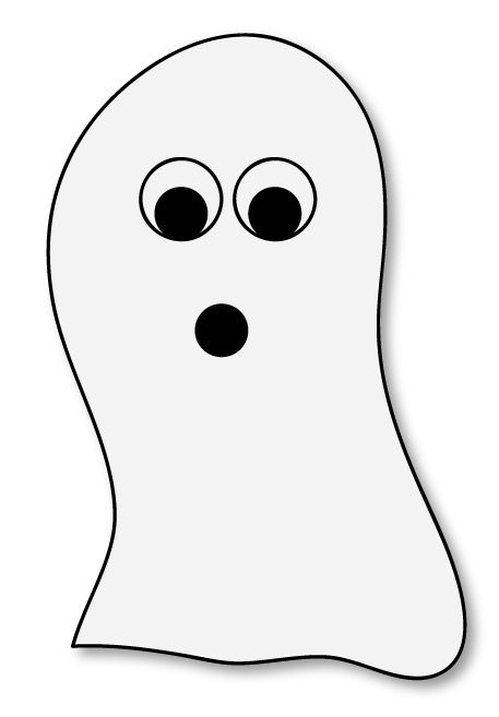 Ghost clipart printable. Free clip art and