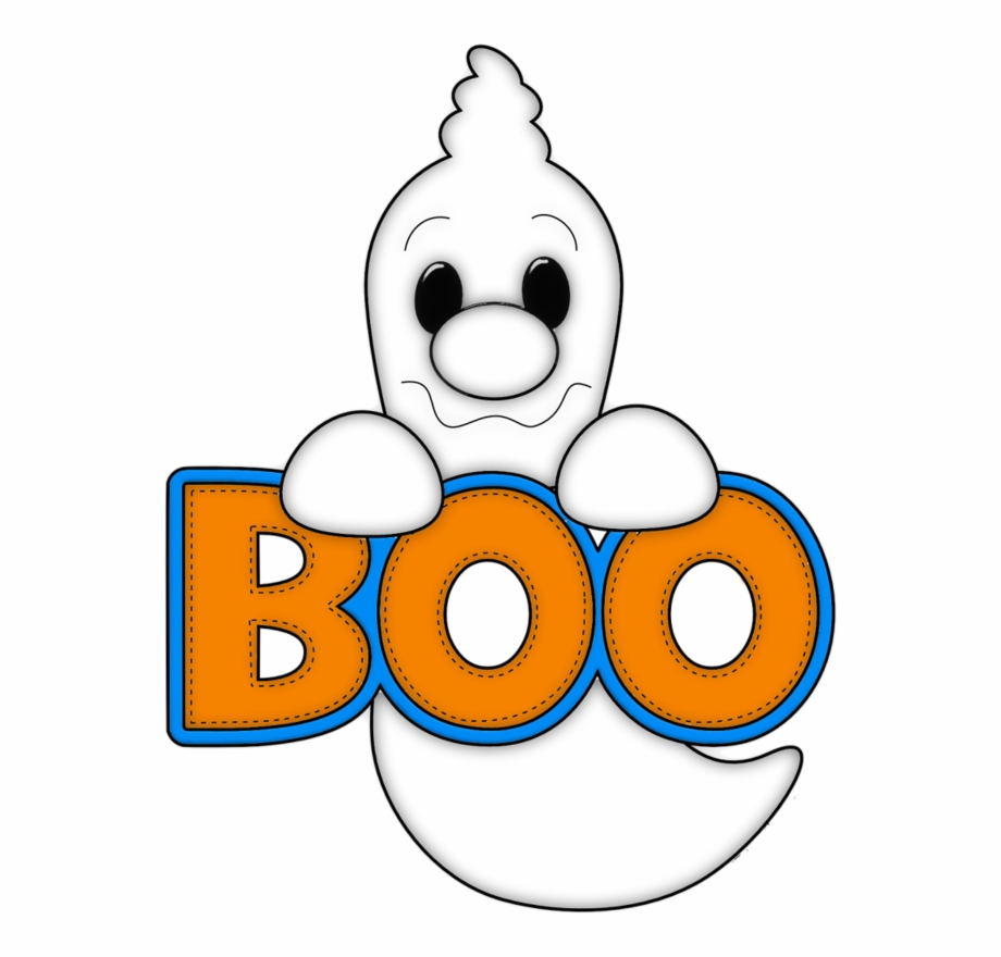 Clipart ghost printable. Halloween decorations