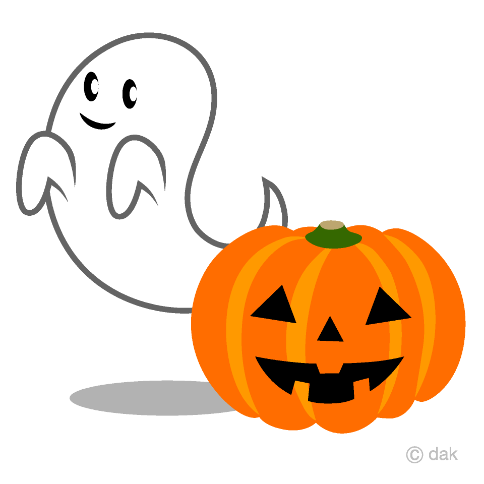 And free picture illustoon. Pumpkin clipart ghost