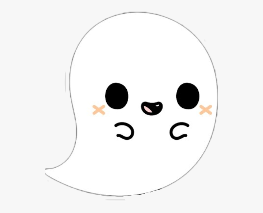 Ghost clipart realistic. Pretty cute transparent png
