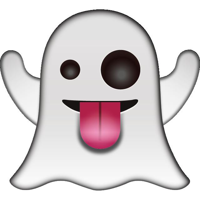 Download ghost icon island. Emoji clipart tongue