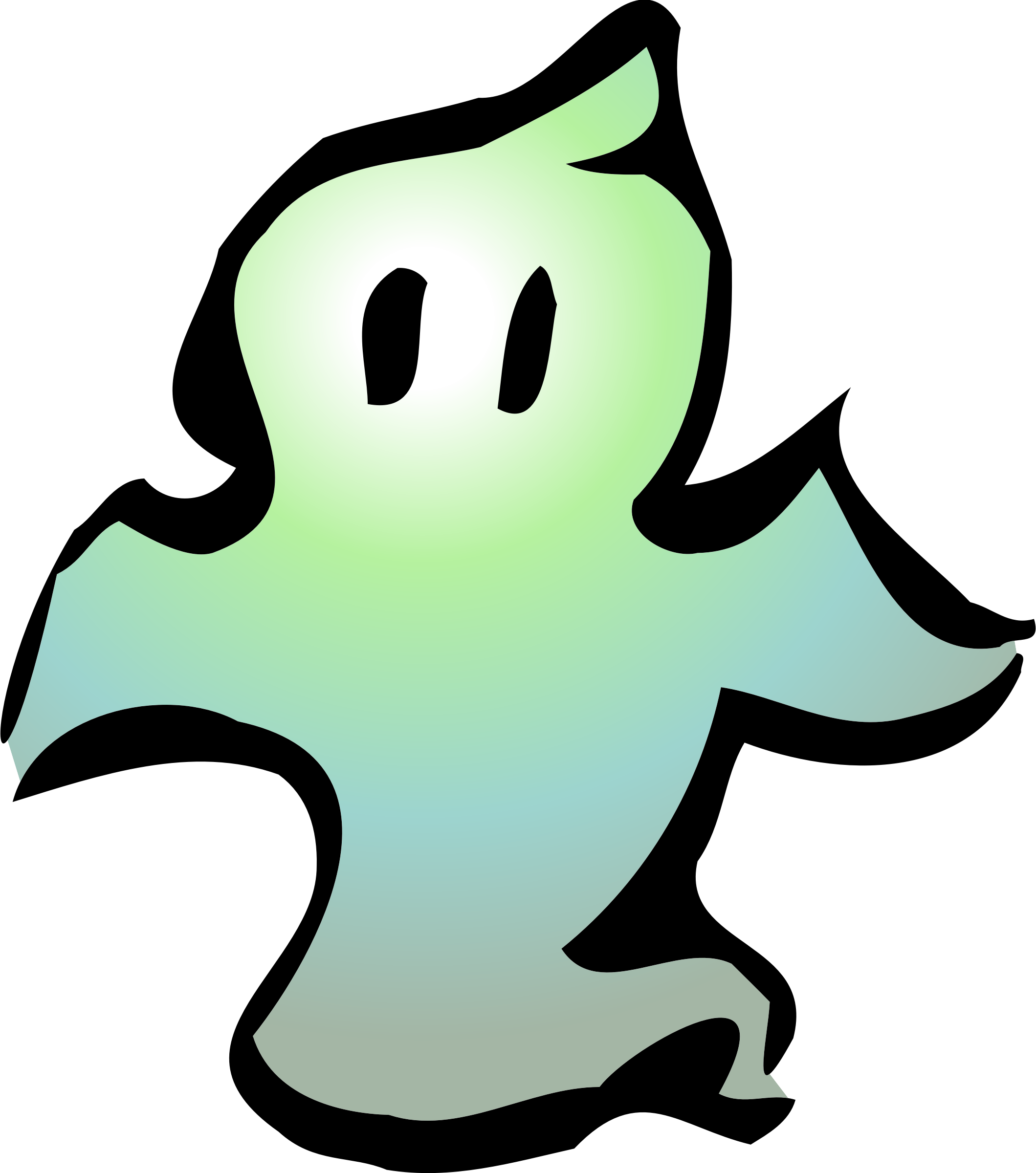 Ghost clipart traditional. Icon icons png free