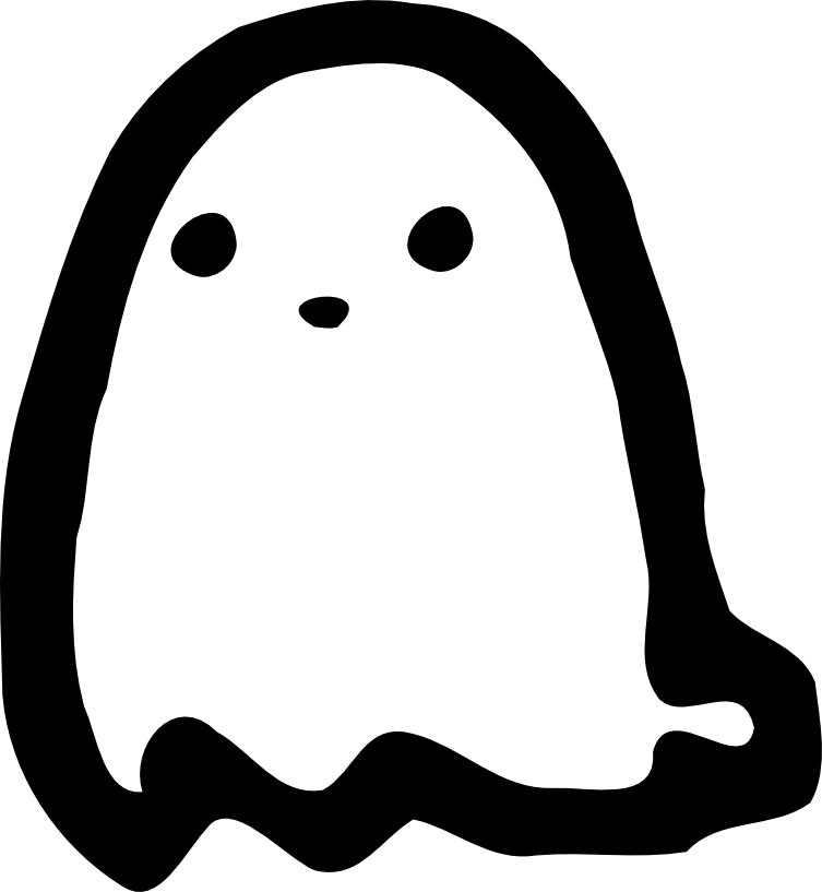 Ghost clipart vector. Png image purepng free