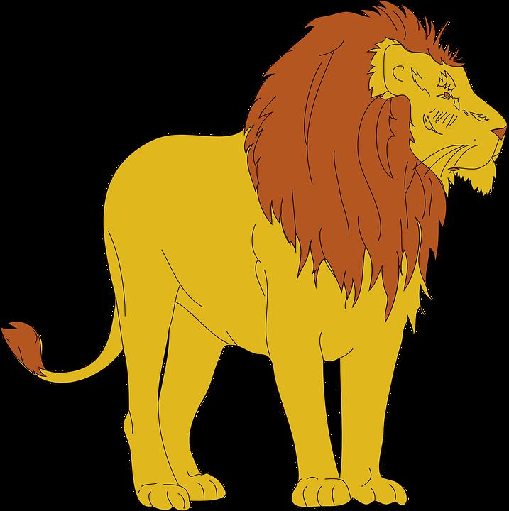 Giraffe clipart angry. Lion wild animal frames