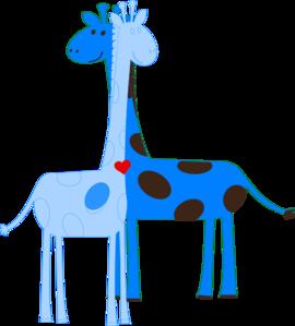 Shower clip art at. Giraffe clipart baby boy