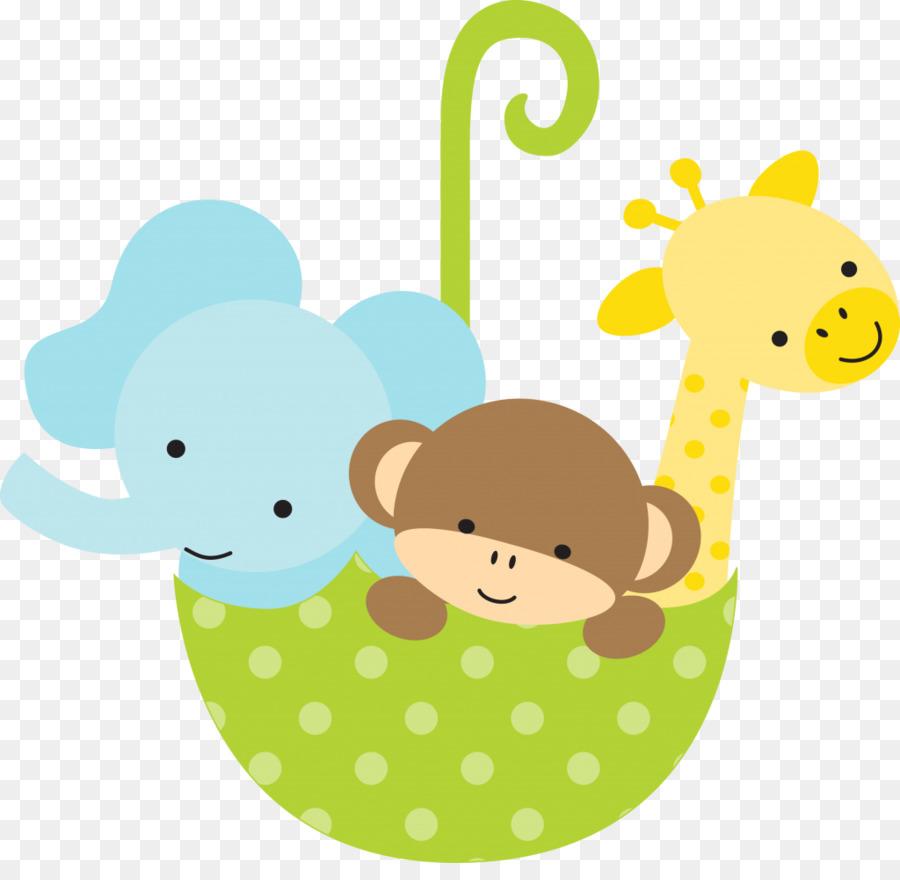 Clipart giraffe baby shower. Cartoon