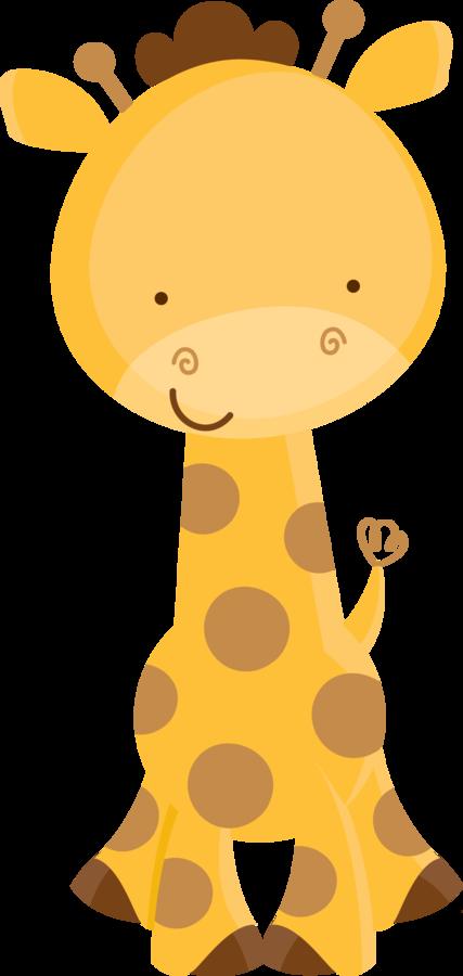 Clipart giraffe baby shower. Minus say hello uchu