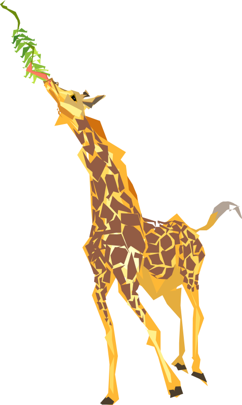 Animal pictures royalty free. Tree clipart giraffe