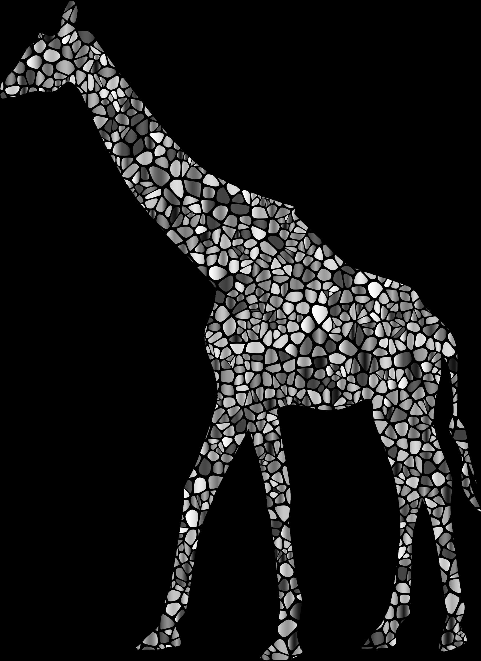 Silhouette animal free black. Clipart zebra giraffe