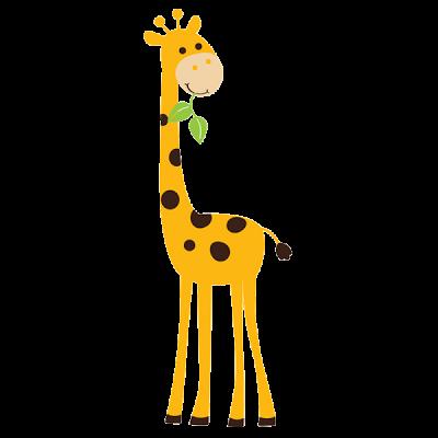 Png and vectors for. Clipart giraffe calf