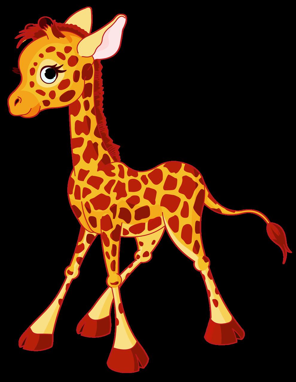 png clip art. Clipart giraffe calf