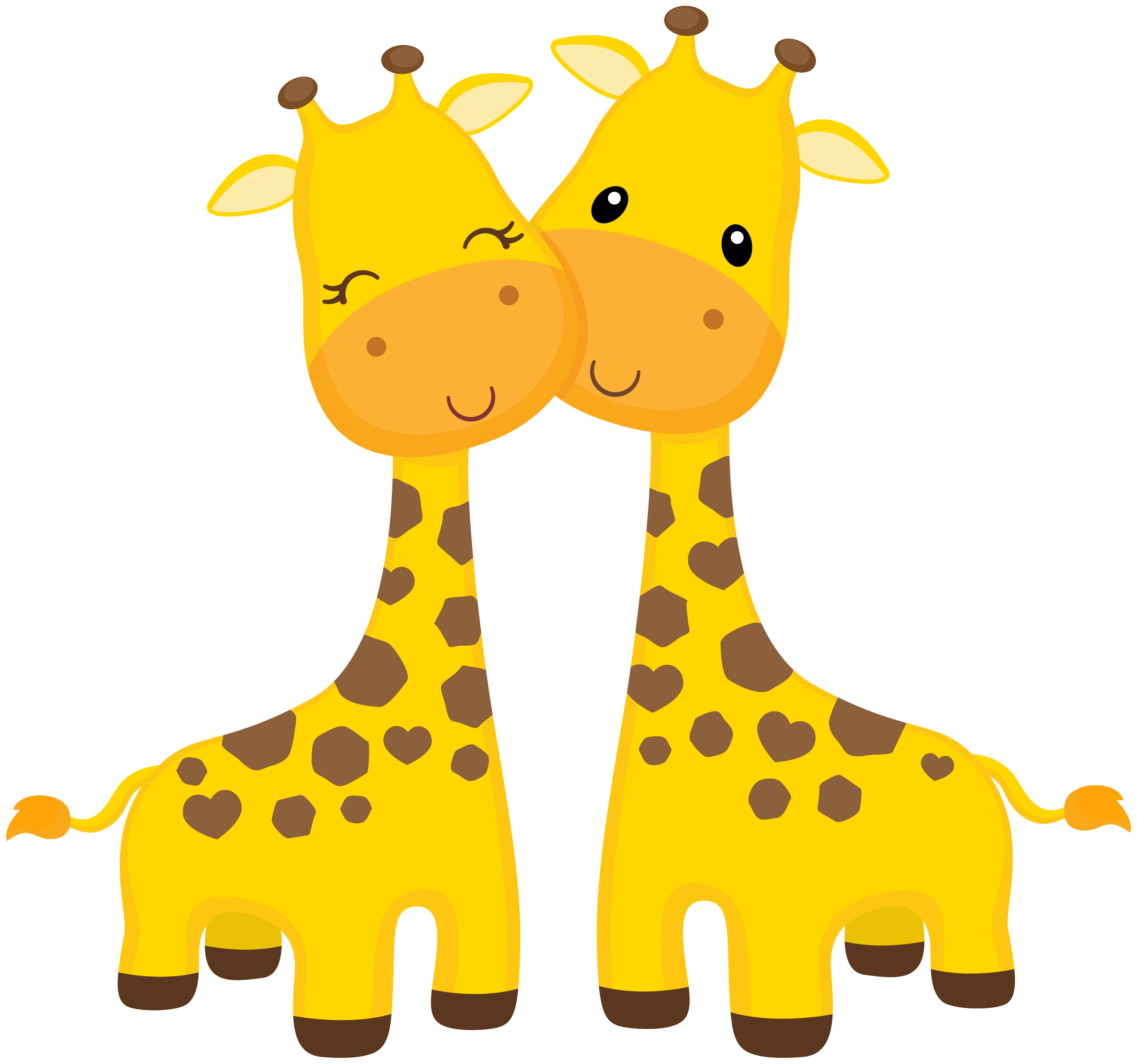 The most awesome images. Couple clipart giraffe