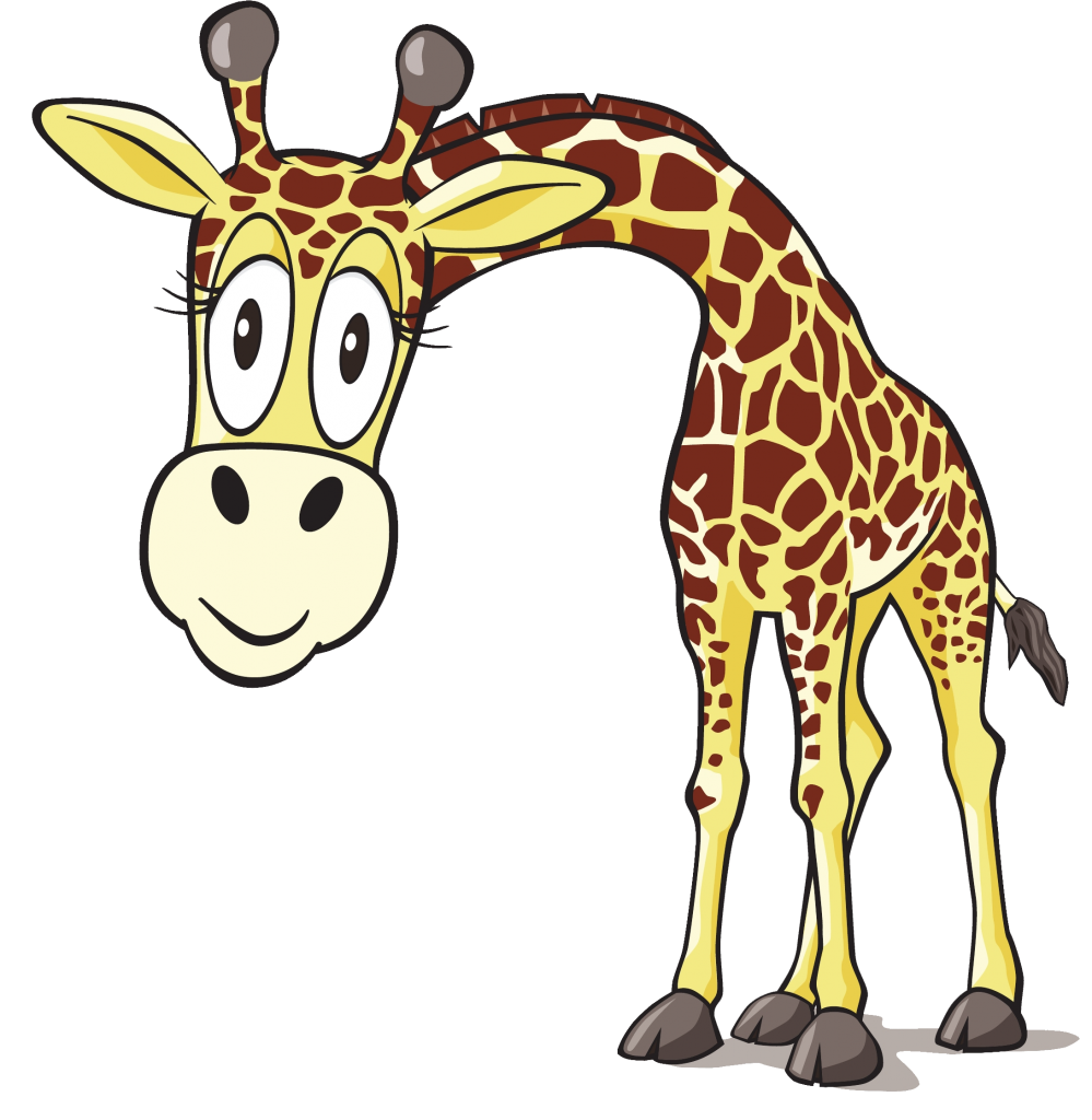 Early learning centre mosman. Footprint clipart giraffe