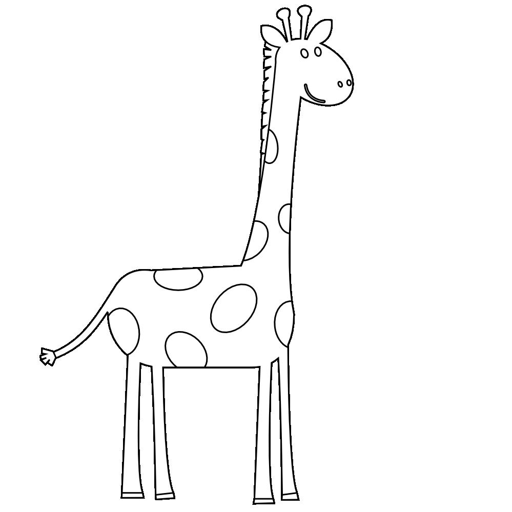 Giraffe gerald