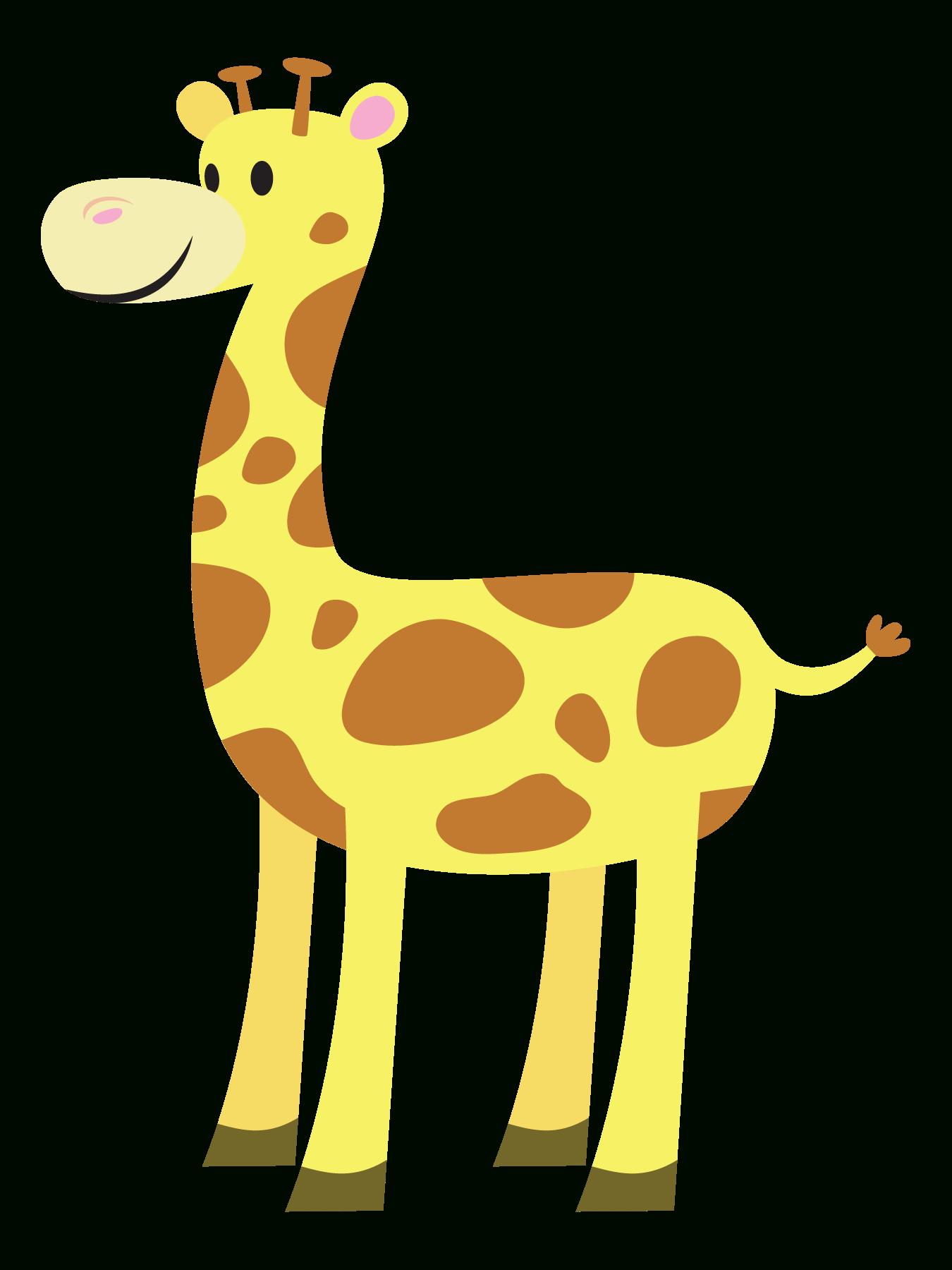 Giraffe clipart heart. Baby girl clip art