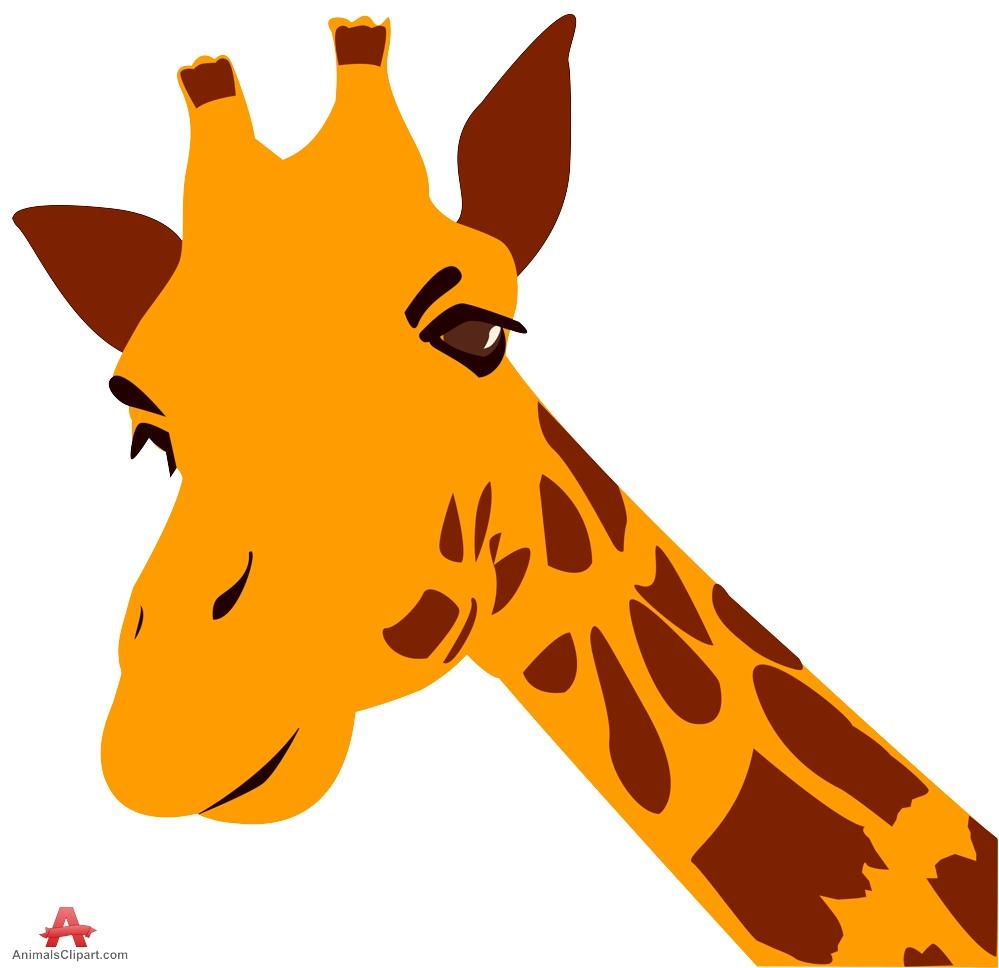 Clipartfest wikiclipart . Clipart giraffe head