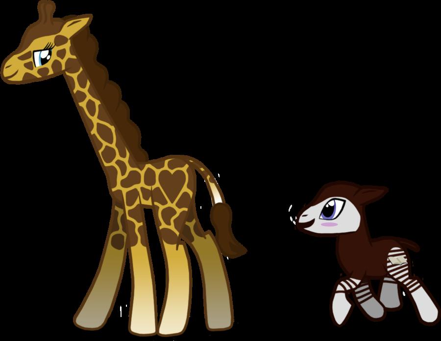Clipart giraffe hoof. Walk this way by