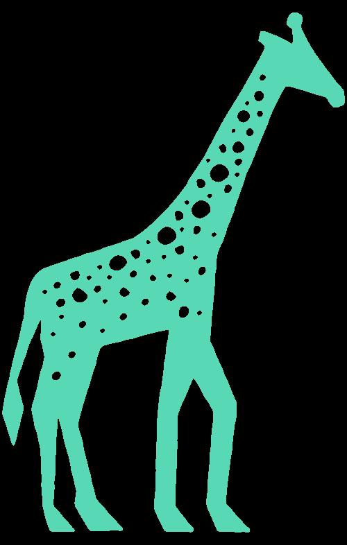 Blog amber adrian aagiraffeiconcolorsmlpng. Clipart giraffe hoof
