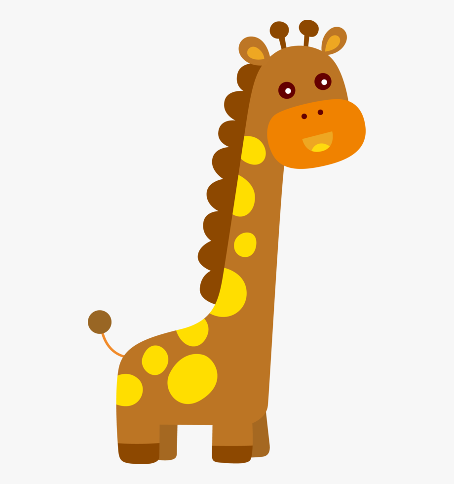 Giraffe clipart profile. Month old baby signs