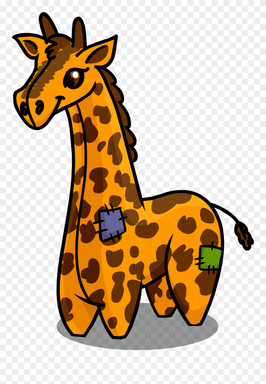 Png download . Clipart giraffe swimming