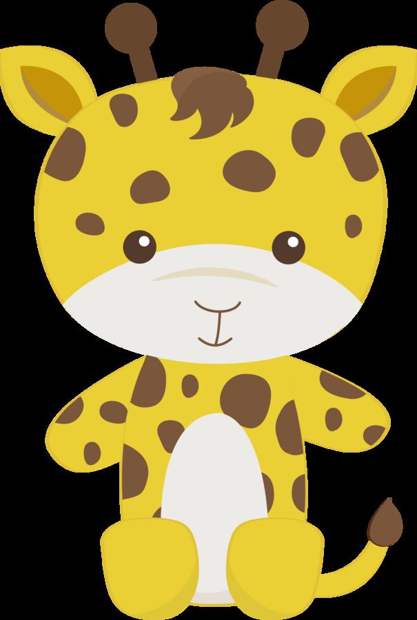 Tha s silva thasilva. Footprint clipart giraffe
