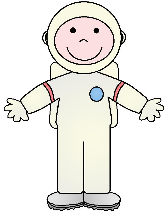 Girls clipart astronaut. Images of clip art