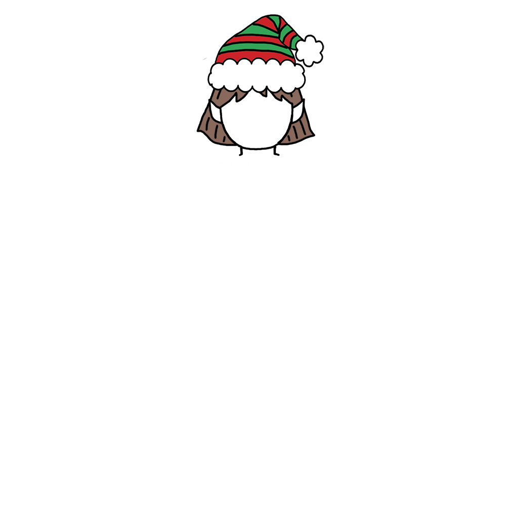 Moving clipart elf. Kids christmas party invitation