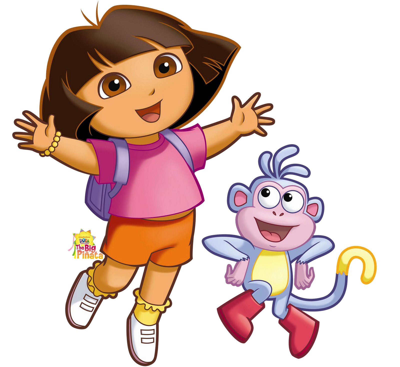 Clipart map explorer. Dora y botas png
