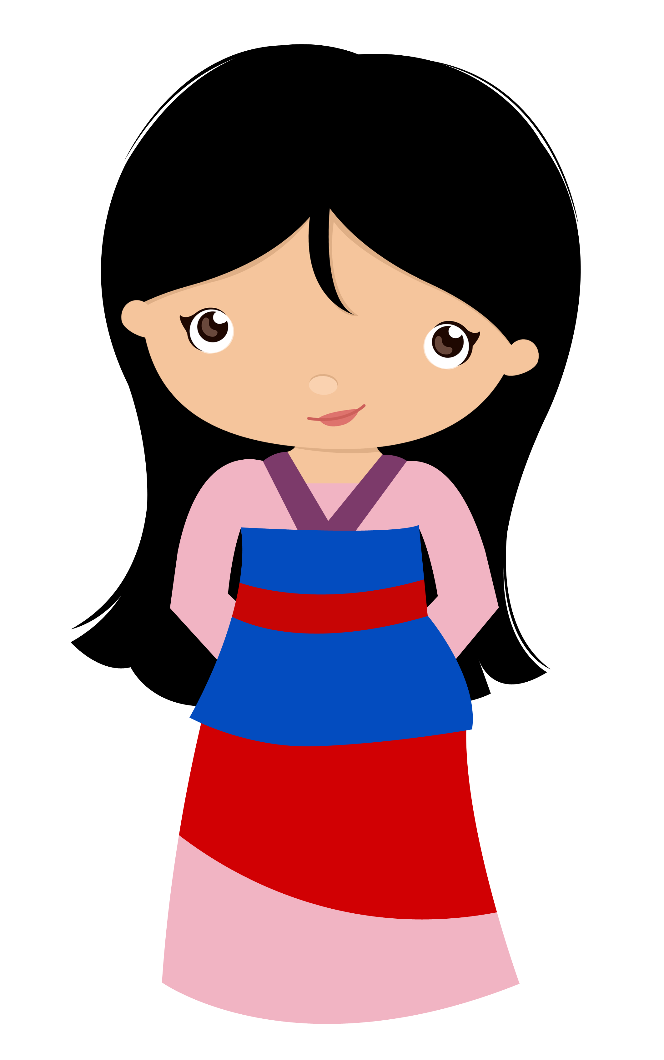 Wet clipart goods. Mulan e pocahontas cat