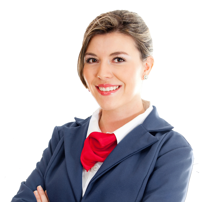 Girl clipart flight attendant. Png transparent images all