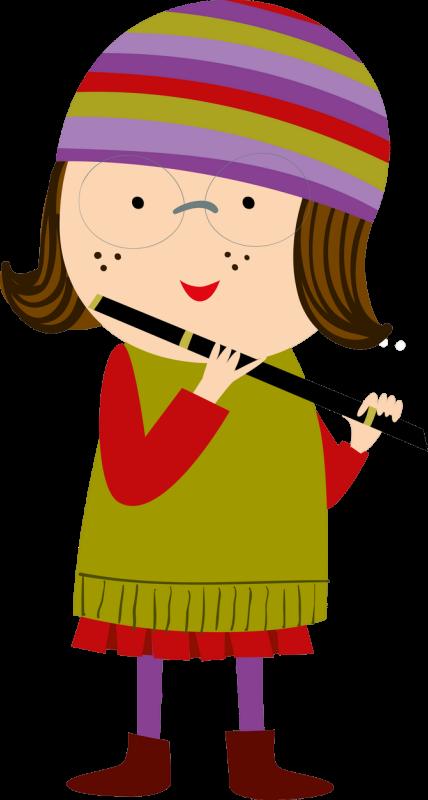 Flutes clipart piccolo. Flute at getdrawings com