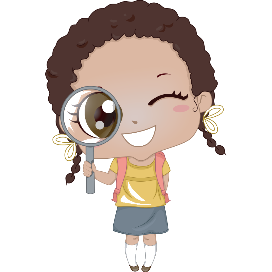 Lilbrilliantmindz about us . Girl clipart glass