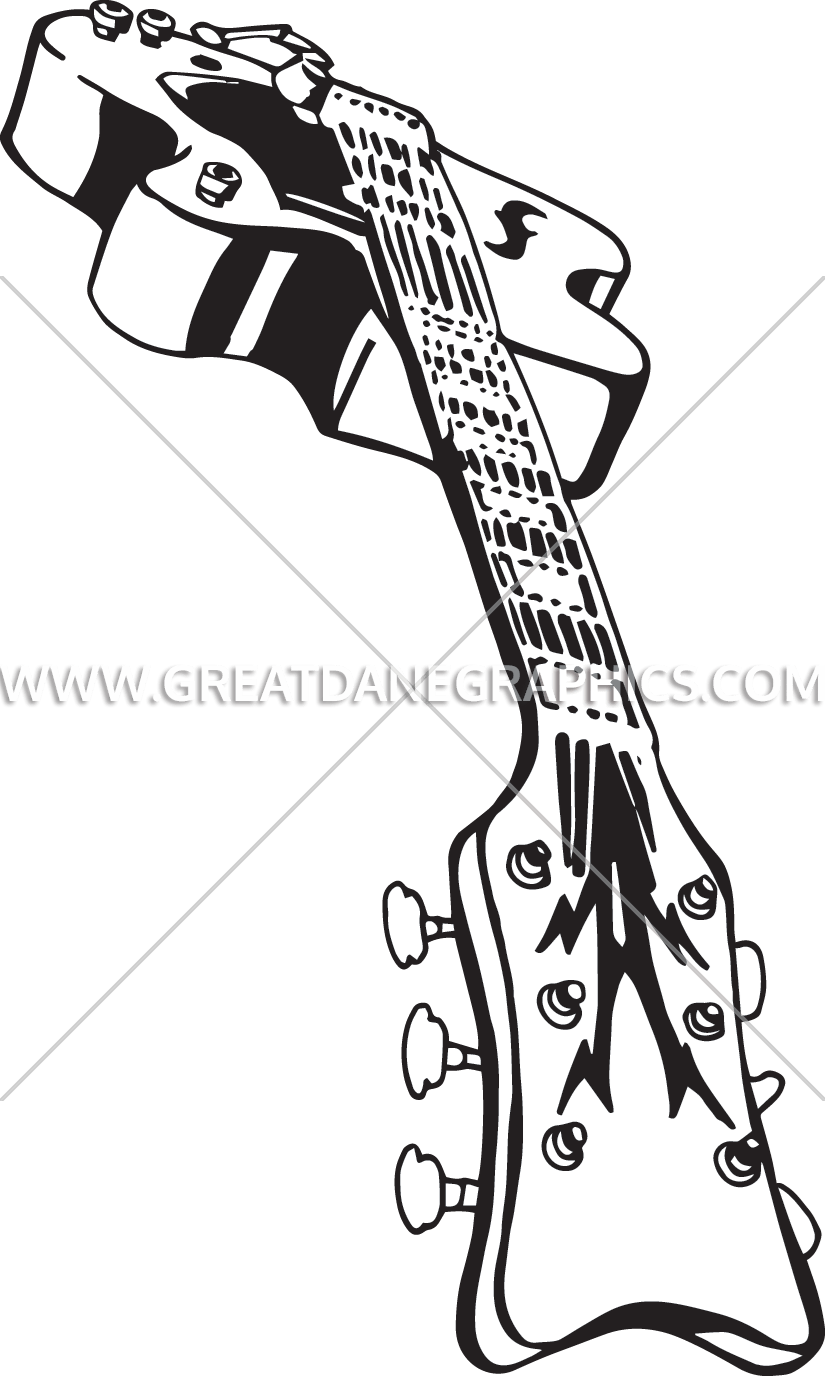 Clipart guitar easy. Line drawing at getdrawings