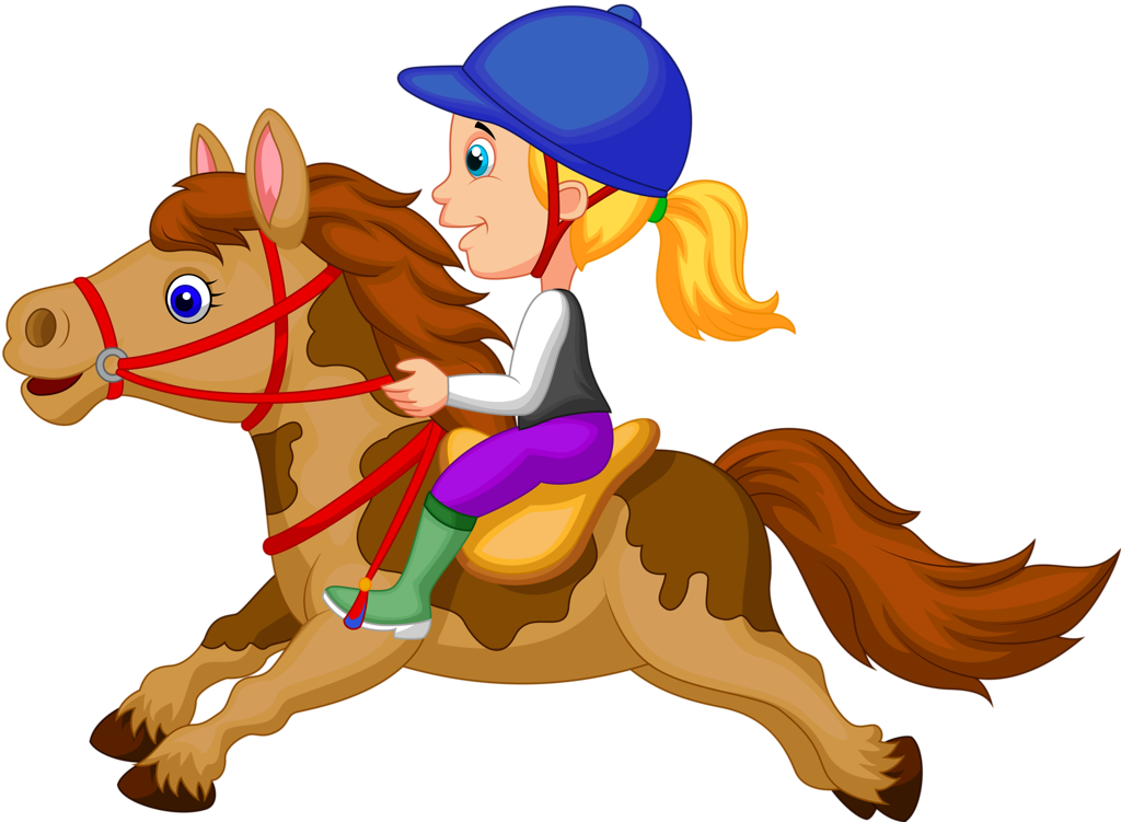 Clipart Horse Kid Clipart Horse Kid Transparent Free For Download On Webstockreview 2020