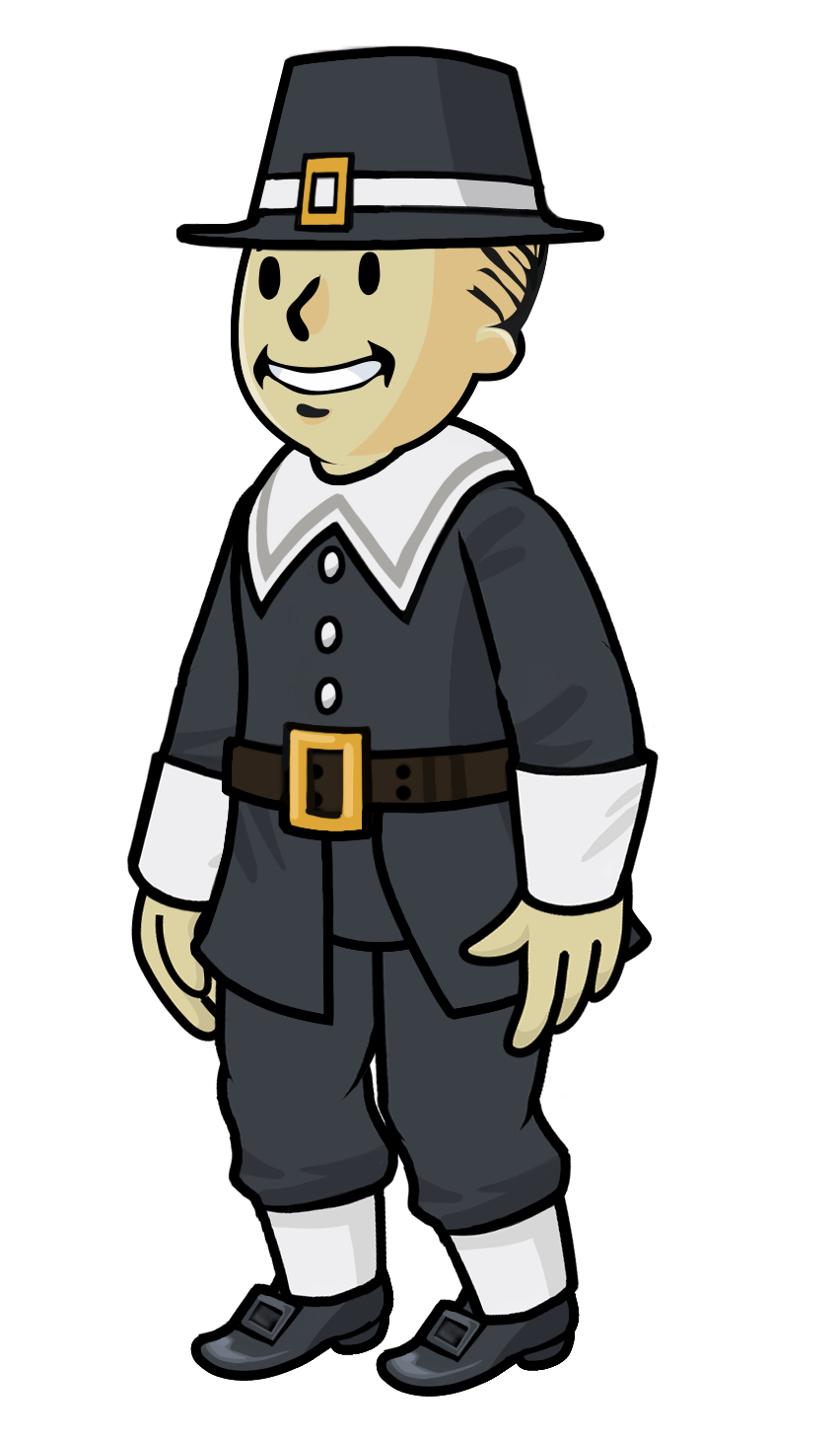 Librarian clipart outfit. Pilgrim fallout wiki fandom
