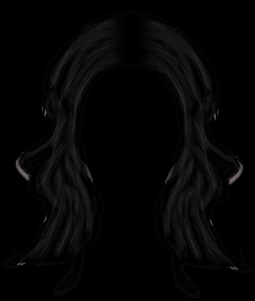 Hair female hair