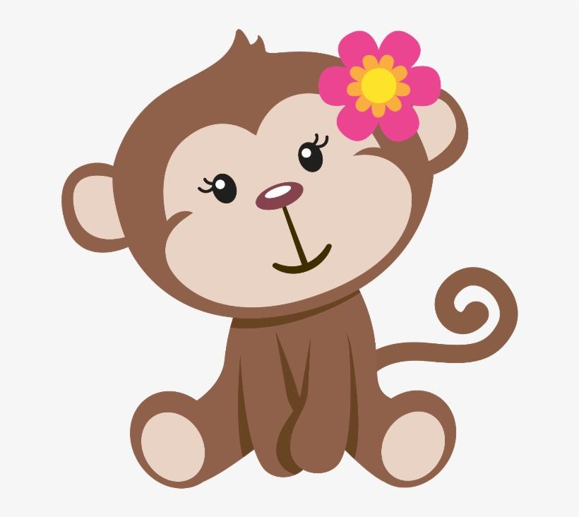 Mq sticker clip art. Monkey clipart baby girl