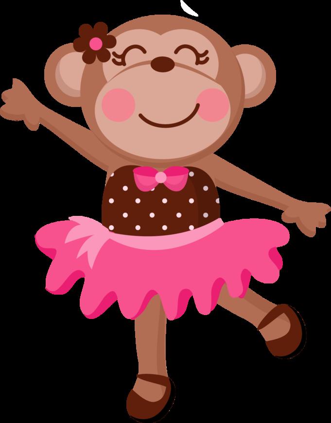 Jwi girlymonkey png animal. Clipart girl monkey