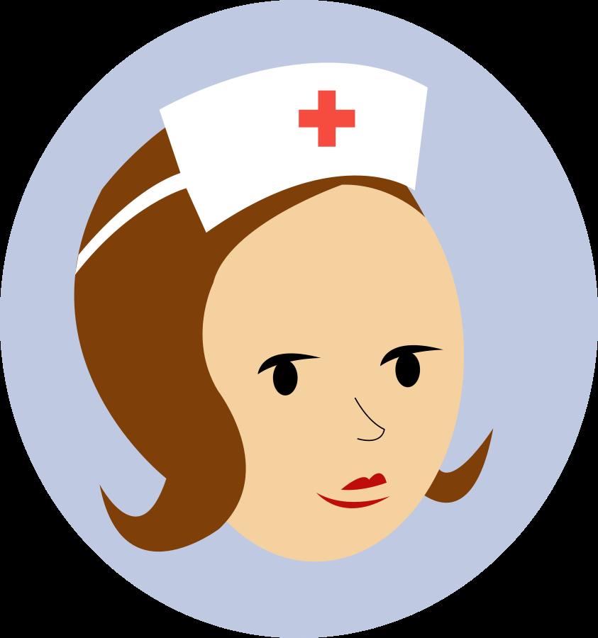 Nurses clip art images. Nurse clipart artwork
